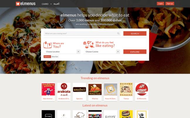 أفضل 5 تطبيقات توصيل الاكل والمطاعم في مصر 3