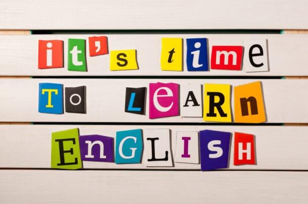 تعلم الانجليزي