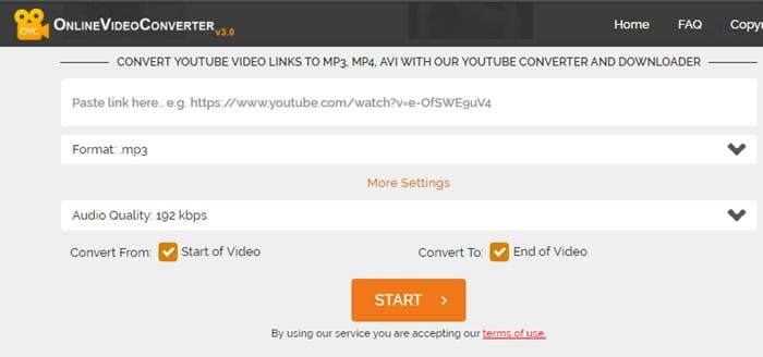 أفضل 5 مواقع تحويل اليوتيوب إلى MP3 اونلاين 1