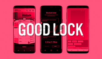 افضل تطبيقات Good lock لهواتف Samsung و One UI 2.1 8