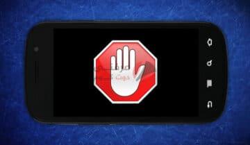 افضل 5 تطبيقات لمنع الإعلانات على اندرويد 5
