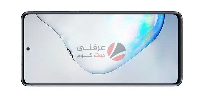 مراجعة سامسونج Samsung Galaxy Note 10 Lite - هاتف نوت الرخيص 15