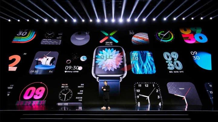 اوبو تخطط لإطلاق Oppo Watch بشكل عالمي بنهاية يوليو 2020