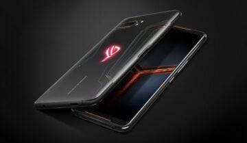 تسريبات Asus ROG Phone 3 المخصص للألعاب 5