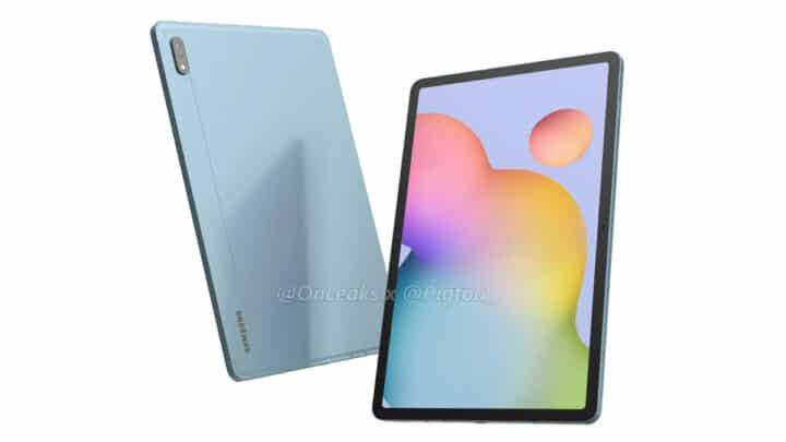 تسريبات Samsung Galaxy Tab S7 اقوي تابلت من سامسونج