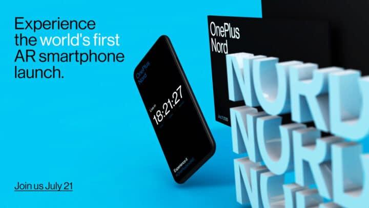 كيف تتابع اطلاق OnePlus Nord 5G المتوسط الجديد 1