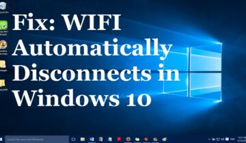 حل مشكلة انقطاع الواي فاي على اجهزة اللابتوب بويندوز 10,8,7 22