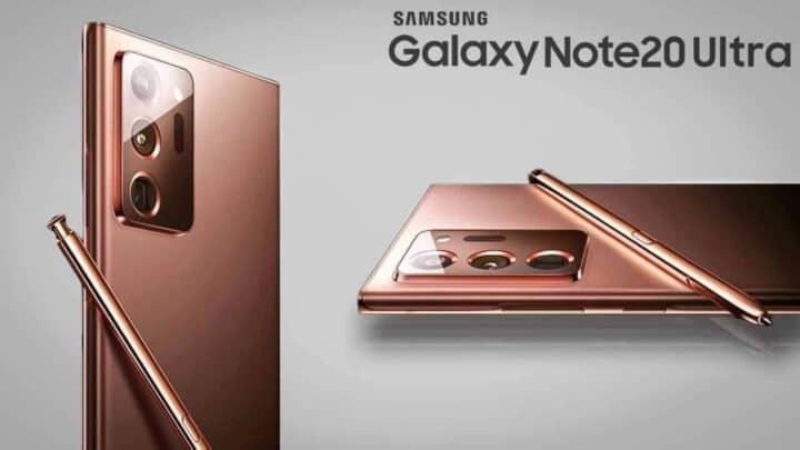سامسونج تكشف عن ميعاد اطلاق Galaxy Note 20 الرسمي