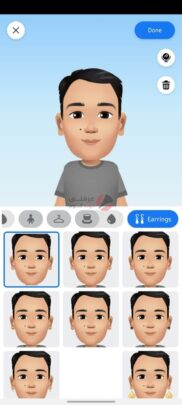 تعرف على ستيكر Facebook avatar و كيف تنشأ شخصيتك الكرتونية 14