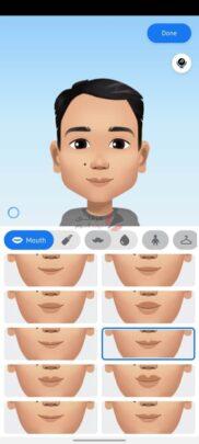 تعرف على ستيكر Facebook avatar و كيف تنشأ شخصيتك الكرتونية 10