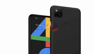 الإعلان عن Google Pixel 4a رسميًا 5