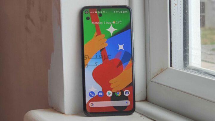 الإعلان عن Google Pixel 4a رسميًا 3