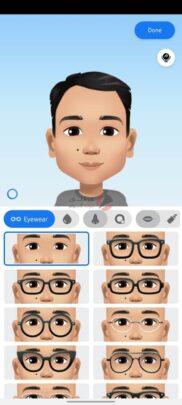 تعرف على ستيكر Facebook avatar و كيف تنشأ شخصيتك الكرتونية 8