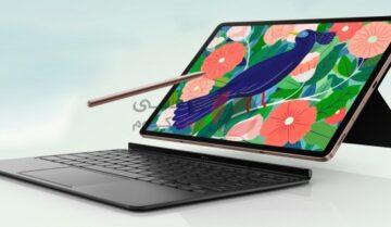 الإعلان عن Samsung Galaxy Tab S7 رسميًا 7