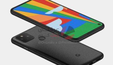 تسريبات Google Pixel 5 و كل ما نعرفه عنه 4