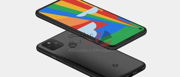تسريبات Google Pixel 5 و كل ما نعرفه عنه