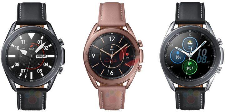 مميزات Samsung Galaxy Watch 3 و مواصفاتها و السعر 1