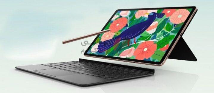 سعر ومواصفات Samsung Galaxy Tab S7 - مميزات وعيوب سامسونج جالاكسي تاب اس 7 1