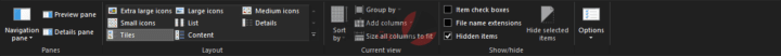كيفية تنظيم الملفات على ويندوز 10 بشكل جيد 3