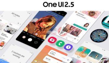 قائمة الاجهزة التي ستحصل على OneUI 2.5 الجديدة 20