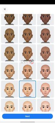 تعرف على ستيكر Facebook avatar و كيف تنشأ شخصيتك الكرتونية 3
