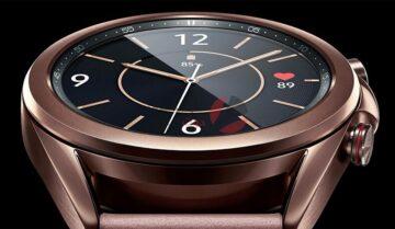مميزات Samsung Galaxy Watch 3 و مواصفاتها و السعر 22