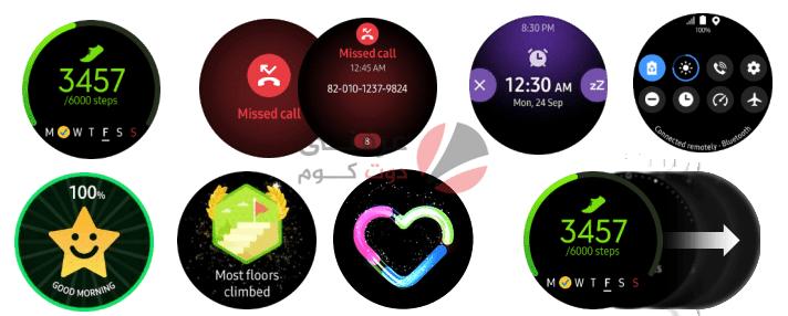 مميزات Samsung Galaxy Watch 3 و مواصفاتها و السعر 3
