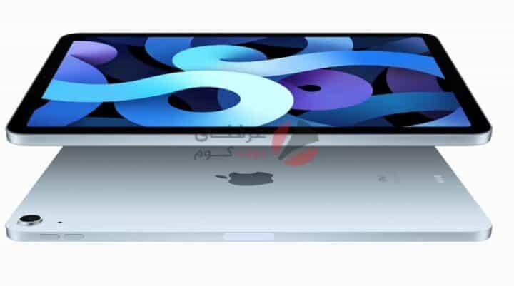 إطلاق iPad Air 2020 بمواصفات قوية وتصميم جديد
