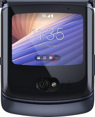 الإعلان عن Motorola Razr 5G القابل للطي 1