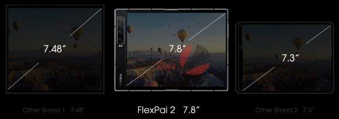 تعرف على Royole Flexpai 2 نسخة جديدة من الهاتف القابل للطي 2