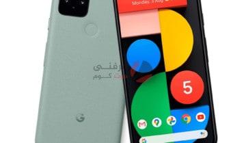 سعر ومواصفات Google pixel 5 - مميزات وعيوب جوجل بكسل 5 3