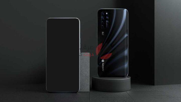 ZTE Axon 20 5G اول هاتف بكاميرا مخفية تحت الشاشة