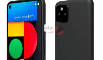 انطباعات Google Pixel 4a 5G مواصفات بكسل 4 اي 5 جي ومميزاته والعيوب مع السعر 30