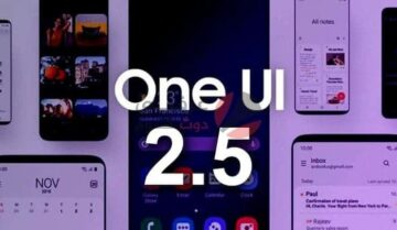 تحديث Galaxy A71 ليعمل بنظام One UI 2.5 يصل الآن 7