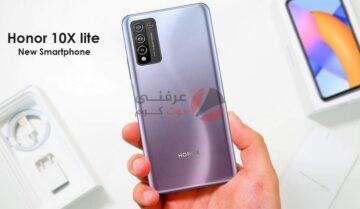 مواصفات Honor 10X Lite ومميزات وعيوب الهاتف مع التعليق على السعر 5