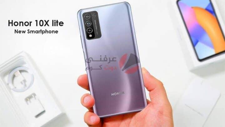 مواصفات Honor 10X Lite ومميزات وعيوب الهاتف مع التعليق على السعر 1