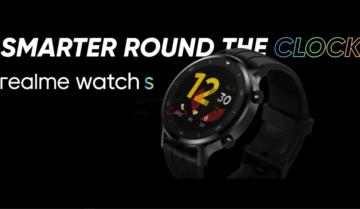 تعرف على ساعة Realme Watch S الذكية الجديدة 11