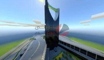 قم بتحميل برج خليفة وبرج المملكة الآن في Minecraft RTX 21