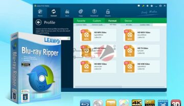 برنامج Leawo Blu-ray Ripper أفضل محول أقراص Blu-ray 9