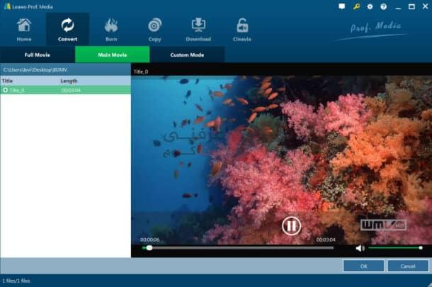 برنامج Leawo Blu-ray Ripper أفضل محول أقراص Blu-ray 2