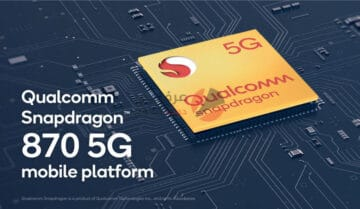 اطلاق Qualcomm Snapdragon 870 رسميًا 8