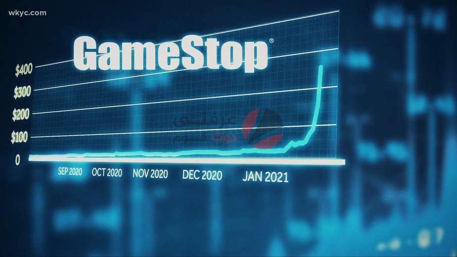 ماذا يحدث في البورصة الأمريكية وعلاقة GameStop وايلون ماسك بالأمر