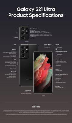 مواصفات ومميزات وعيوب Samsung Galaxy S21 Ultra والتعليق على السعر 13