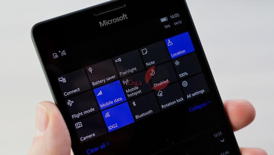 Windows 10X يُعيد هاتف Lumia 950XL الى الحياة من جديد