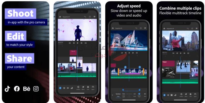 أفضل برامج تصميم فيديو من الصور بشكل احترافي للايفون والاندرويد 3