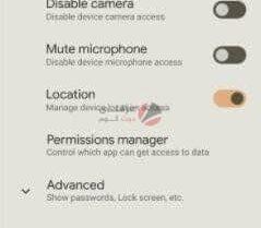 هذه اول نظرة على Android 12 بالتصميم الجديد وبعض المزايا 10