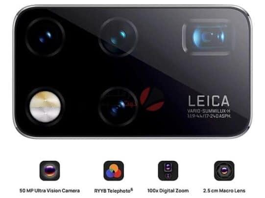مواصفات ومميزات وعيوب وسعر Huawei Mate X2 القابل للطي 5
