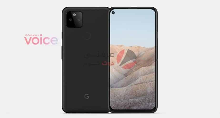 تسريبات Google Pixel 5a شبيه 4a 5g