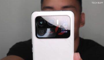 تسريبات Xiaomi Mi 11 Ultra بتصميم جديد ومواصفات قوية 2