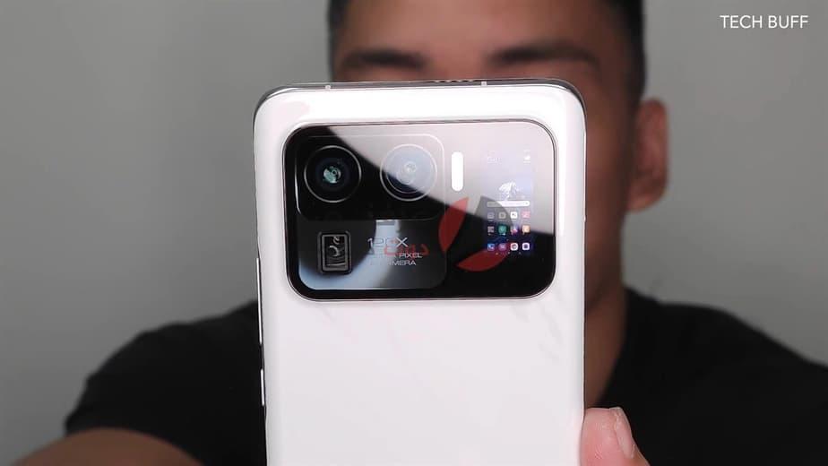 تسريبات Xiaomi Mi 11 Ultra بتصميم جديد ومواصفات قوية